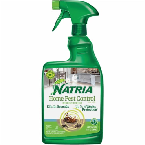 BioAdvanced Natria 32 Oz. Ready To Use Trigger Spray Home Pest Control 706260D Perspective: front