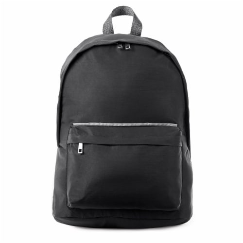 Marin Collection Backpack Black Perspective: front