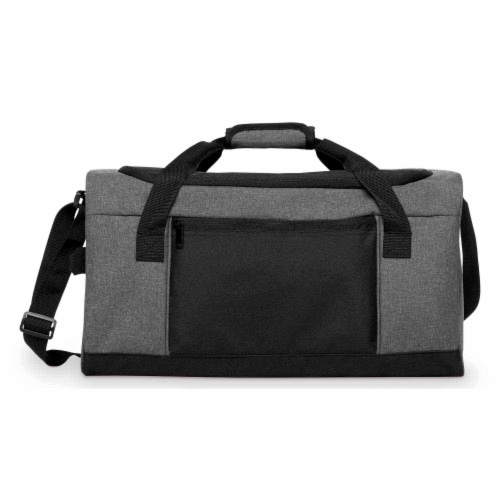 Marin Collection Duffle Bag Grey Perspective: front