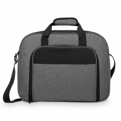 Marin Collection Smart Brief Grey Perspective: front