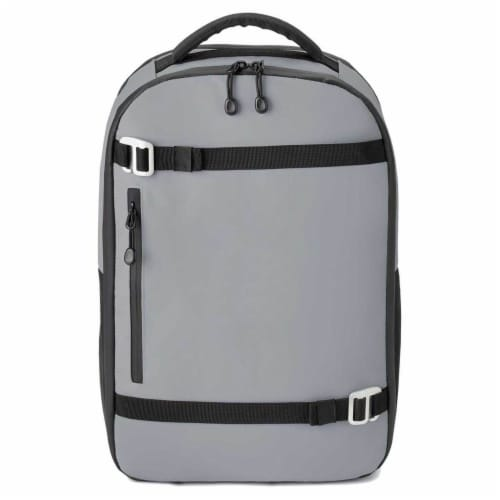 Marin Collection Backpack Grey Perspective: front
