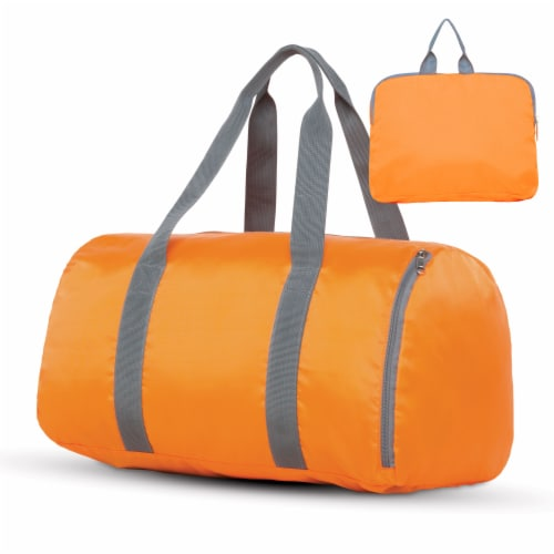 Marin Collection Duffle Bag Orange Perspective: front