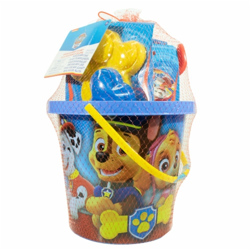 Paw Patrol Filled Novelty Bucket Perspective: front