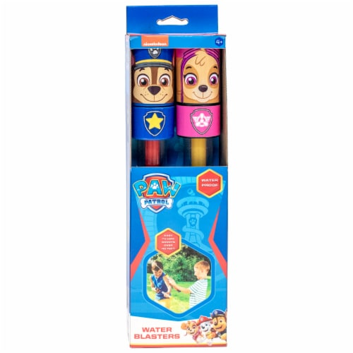 Paw Patrol Water Blasters Perspective: front