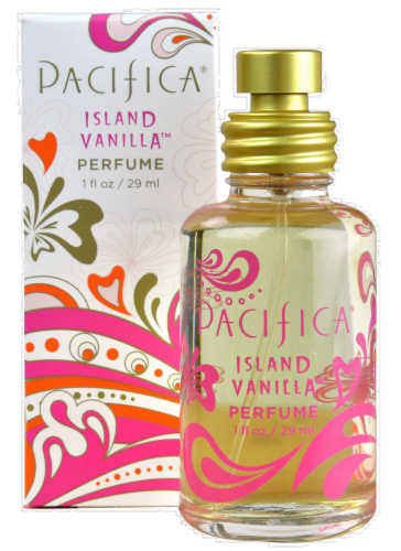Pacifica Island Vanilla Perfume Perspective: front