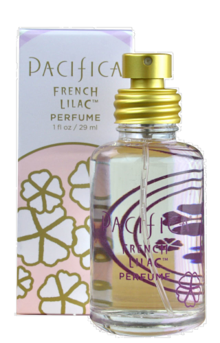 Pacifica French Lilac Spray Perfume Perspective: front