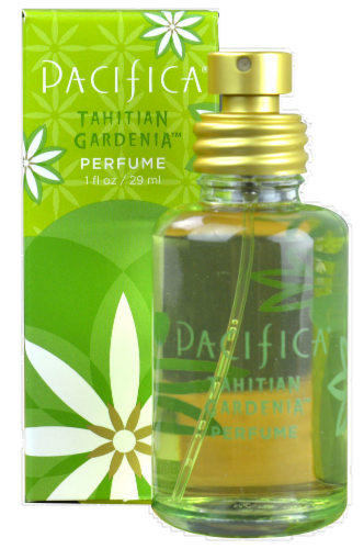 Pacifica Tahitian Garden Perfume Perspective: front