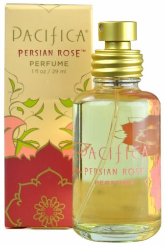 Pacifica Persian Rose Spray Perfume Perspective: front