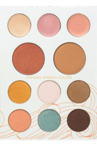 Pacifica Solar Complete Palette Perspective: front