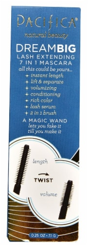Pacifica Dream Big Lash Extending 7 in 1 Mascara Perspective: front