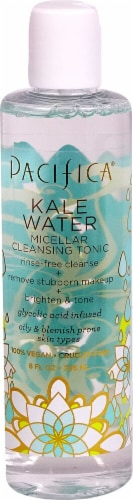 Pacifica  Kale Water Micellar Cleansing Tonic Perspective: front