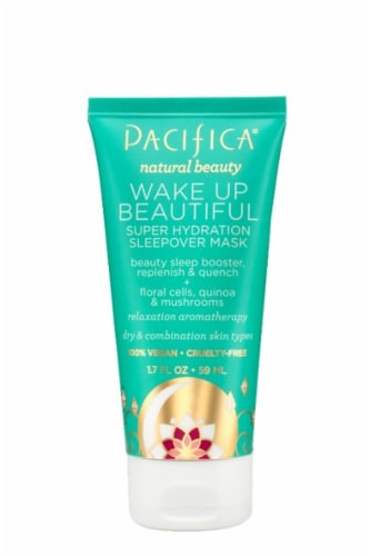 Pacifica Wake Up Beautiful Mask Perspective: front