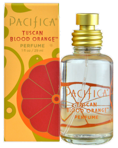 Pacifica Tuscan Blood Orange Spray Perfume Perspective: front