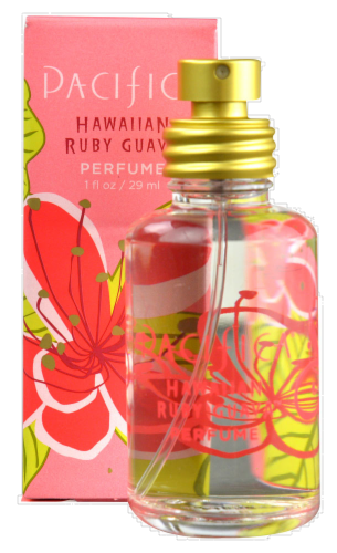 Pacifica Hawaiian Ruby Guava Spray Perfume Perspective: front