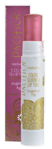 Pacifica Sugared Fig Color Quench Lip Tint Perspective: front