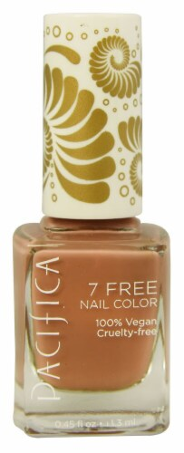 Pacifica  7 Free Dark Desert Highway Nail Color Perspective: front