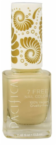 Pacifica  7 Free Unicorn Horn Nail Color Perspective: front
