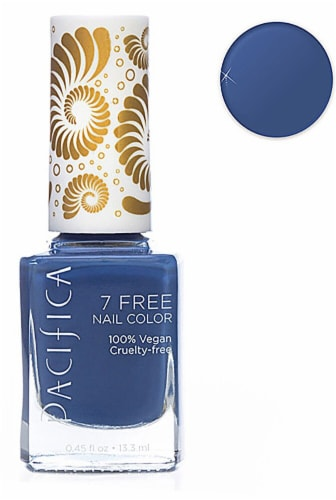 Pacifica 7 Free Pool Party Nail Color Perspective: front