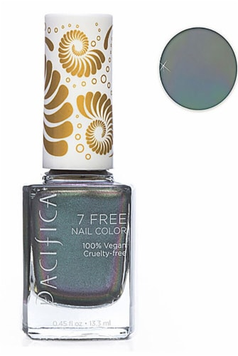 Pacifica 7 Free Abalone Nail Color Perspective: front
