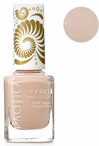 Pacifica 7 Free Immortal Nail Polish Perspective: front