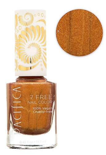 Pacifica Hustle 7 Free Nail Color Perspective: front