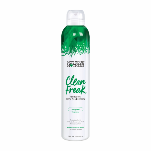Not Your Mother's Clean Freak Dry Shampoo Perspective: front
