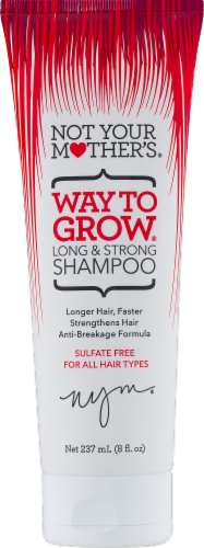 Not Your Mother's Way to Grow Shampoo Perspective: front