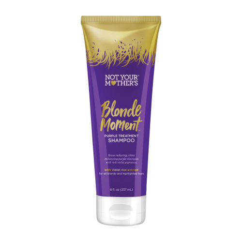 Not Your Mother's Blonde Moment Treatment Shampoo Perspective: front