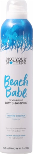 Not Your Mother's Beach Babe Toasted Coconut Texturizing Dry Shampoo Perspective: front