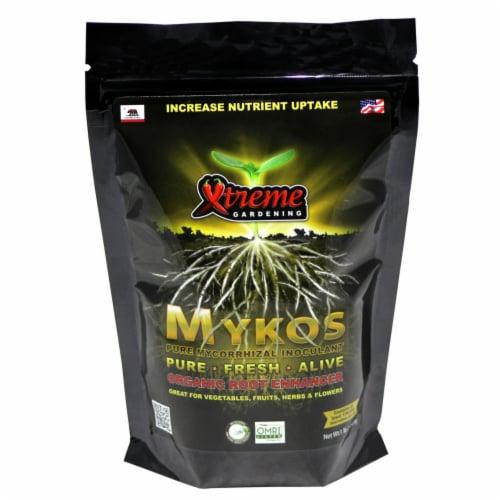 Xtreme Gardening Mykos Organic Root Enhancer Perspective: front