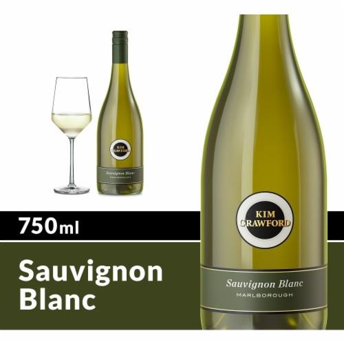 Kim Crawford Sauvignon Blanc White Wine Perspective: front