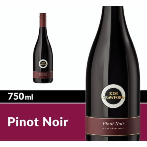 Kim Crawford Pinot Noir Red Wine Perspective: front