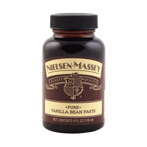 Nielsen-Massey Pure Vanilla Bean Paste, 4 OZ Perspective: front