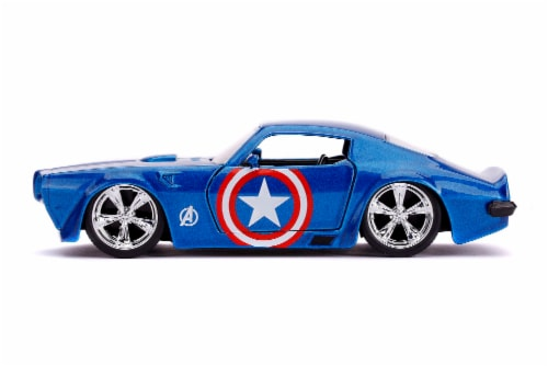 MTI Diecast Marvel Assortment Pack Perspective: front