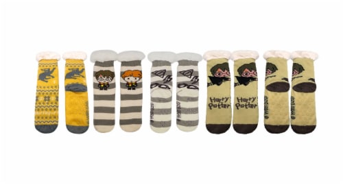 MTI Harry Potter Sherpa Socks - Assorted Perspective: front