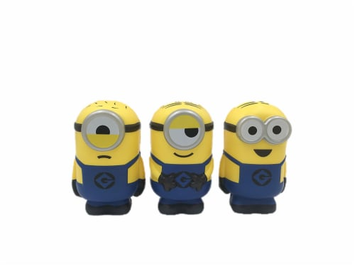 MTI Medium Squishy Minions Perspective: front