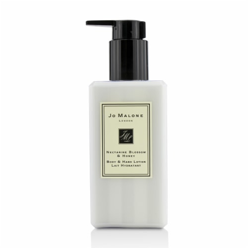 Jo Malone Nectarine Blossom and Honey Body and Hand Lotion Body Lotion 8.5 oz Perspective: front
