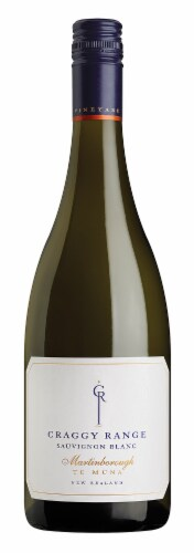 Craggy Range Sauvignon Blanc Perspective: front