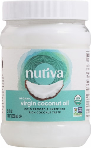 Smith's Food and Drug - Nutiva Coconut Oil, 29 Fl Oz
