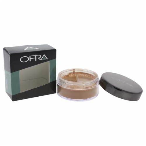 Ofra Derma Mineral Makeup Loose Powder Foundation  Brown Sugar 0.2 oz Perspective: front