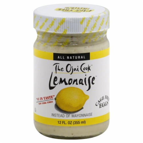 The Ojai Cook Lemonaise Perspective: front