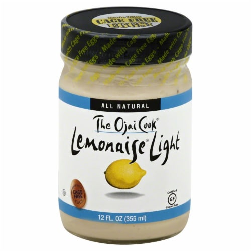 The Ojai Cook Lemonaise Light Perspective: front