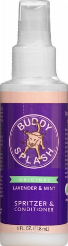 Cloud Star  Buddy Splash™ Dog Spritzer Lavender and Mint Perspective: front