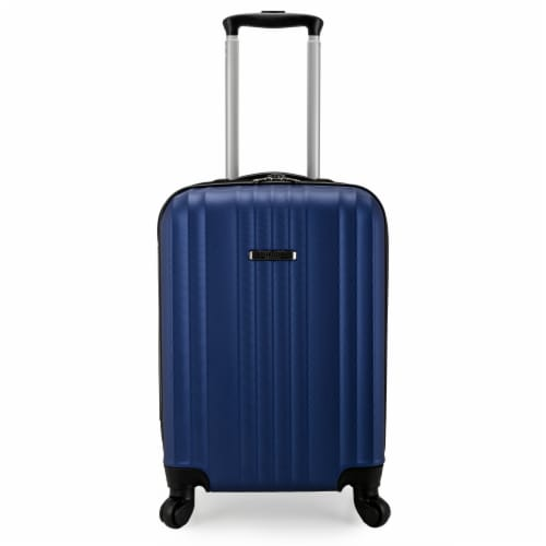 Traveler's Choice Elite Luggage Fullerton Hardside Carry-On with Spinner Wheels - Navy Perspective: front