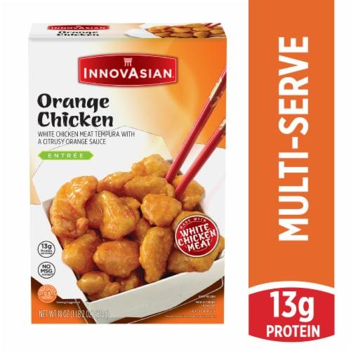 InnovAsian Orange Chicken Breast Perspective: front