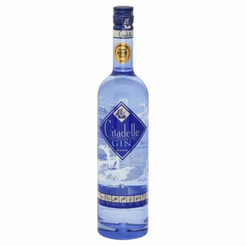 Citadelle Gin Perspective: front