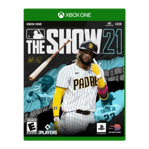 XBox One The Show 21 Video Game Perspective: front