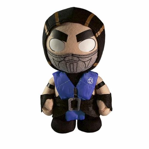 "Mortal Kombat X 8"" Sub-Zero Plush Perspective: front"
