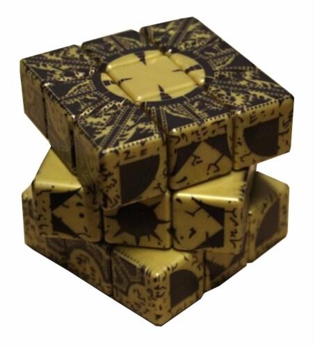 Hellraiser Lament Configuration Puzzle Cube Perspective: front