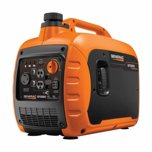 Generac GP Series 2300 watt 120 volt Gasoline Inverter Generator - Case Of: 1; Perspective: front